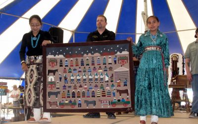 2010 Spring Friends of Hubbell Native American Arts Auction